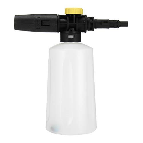 ZHENWOFC 700mL Einstellbare Autowaschschaum Flasche Sprühdüse Jet Für Lavor Vax Comet Hochdruckreiniger Hardware-Ersatzteile