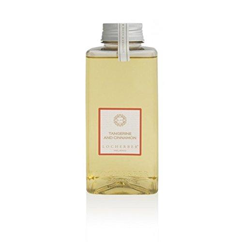 Locherber ricarica per diffusore fragranza mandarino cannella 500 ml