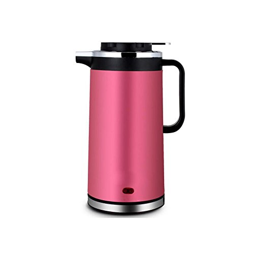 1000 Wasserkocher ----- 1.8L Anti-VerbrüHen Edelstahl Wasserkocher Doppel Elektrische Teekanne , 1