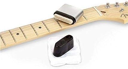 Fender Speed Slick Guitar String Set, Black and Silver