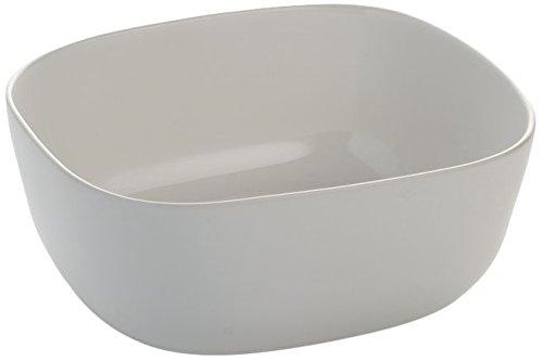 Alessi Reb01/3 Ovale Bol en Céramique Stoneware