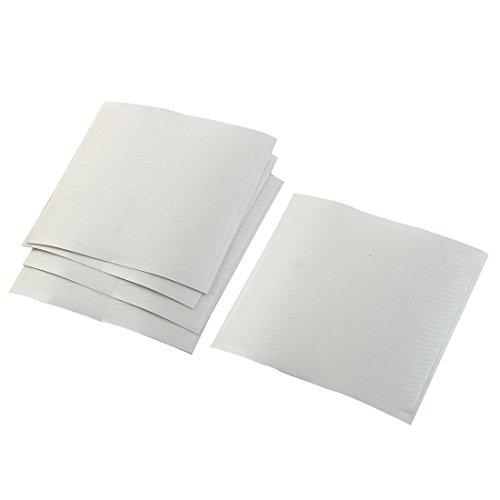 TOOGOO(R) 120 Paires x autocollant pour double paupiere en blanc clair Outil de beaute