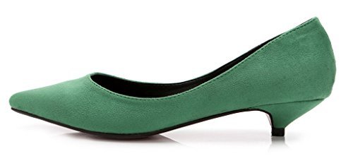 CAMSSOO - Classico donna Green Suede
