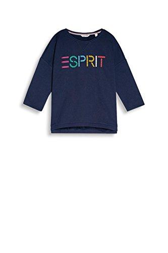 Esprit 057ee1j006, Sweat-Shirt Femme Bleu (Navy 400)