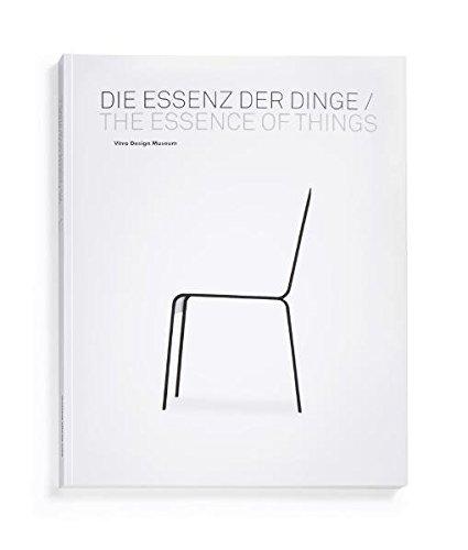 The Essence of Things/Die Essenz der Dinge por Alexander von Vegesack