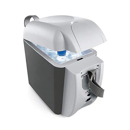 luckything Mini Kühlschränke,tragbare Elektrische Kompressor-Kühlbox/Gefrierbox, 7 Liter, 12 V Für Auto, LKW Oder Boot,tragbare Thermo-elektrische Kühlbox