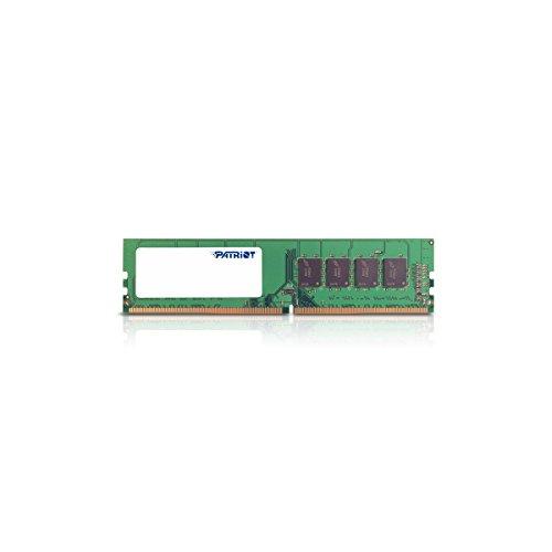 Price comparison product image Patriot Memory 8GB DDR4 2133MHZ 8GB DDR4 2133MHZ Memory Module – 1 x 8GB DDR4 2133 MHz,  Memory Module (8GB
