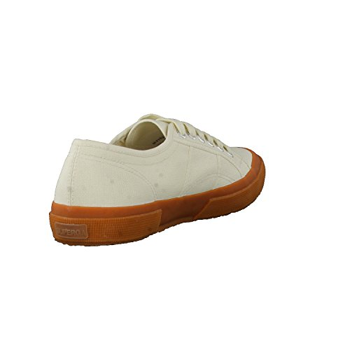 Superga 1705 Cotu, Unisex - Erwachsene Sneaker Ivory-Gum