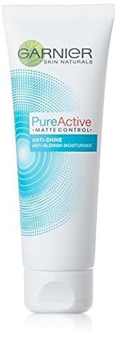 Pure Active Matte Control Anti Blemish Face Moisturiser 50ml