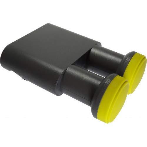 HUMAX Digital LNB 248-B Monoblock Quad fest 6 Grad Abstand, Wetterschutzgehäuse, Feedaufnahme 23mm für 4-Receiver/2-Satelliten