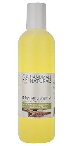 Mandarin & Chamomile - Gel de baño para bebé