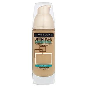 Maybelline Affinitone Mineral Foundation SPF18 30ml - 045 Light Honey