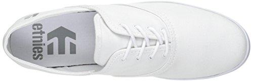 Etnies Corby, Skateboard Homme Blanc (White 100)