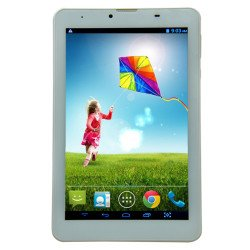 Ambrane A3 7-Plus Tablet (4GB, 7 Inches, WI-FI) White, 512MB RAM Price in India