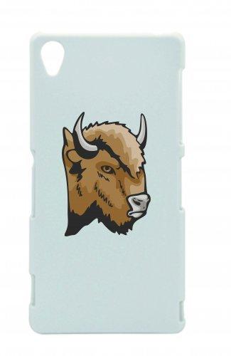 Smartphone Case Tori testa Bestiame Fattoria degli animali per Apple Iphone 4/4S, 5/5S, 5C, 6/6S, 7& Samsung Galaxy S4, S5, S6, S6Edge, S7, S7Edge Huawei HTC-Divertimento Motiv d
