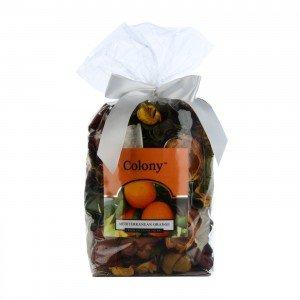 WAX LYRICAL Pot Pourri Parfumé - 180G - Mediterranean Orange - Colony