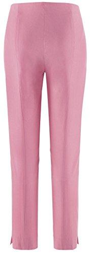 Stehmann LOLI-742 bequeme, stretchige Damenhose, mit schmalem Bein kamelie
