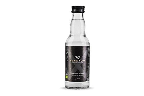 Von Walde Premium Bio Birkenwasser | Das Beste aus Finnland | Skandinavischer Vitalitäts- und Wellness-Genuss (36 x 200ml)