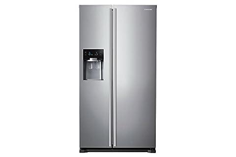 Samsung RS7547BHCSP frigo américain - frigos américains (Autonome, Acier inoxydable,