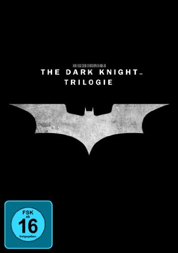 The Dark Knight Trilogie (Batman Begins / The Dark Knight / The Dark Knight Rises) [3 DVDs]