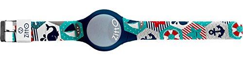 Orologio digitale ZITTO in silicone multicolor SEADOG-MIINI-FH