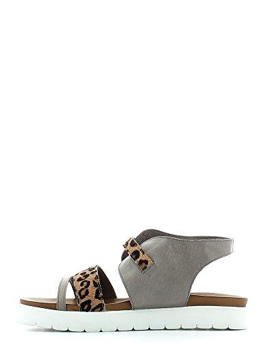 Inuovo 5118 Sandalo Donna Grigio
