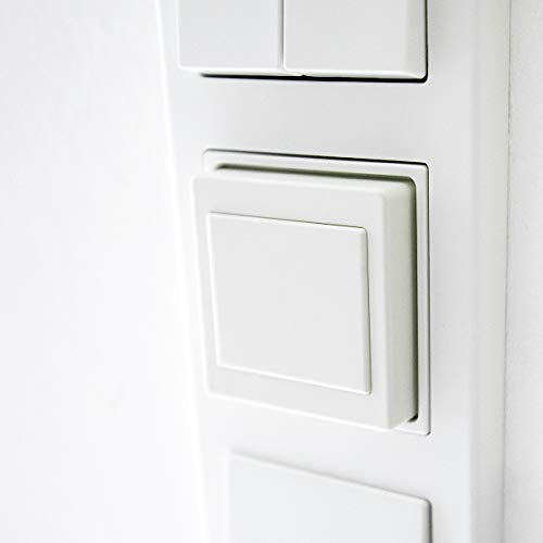 Schellenberg Smart Home Funk-Lichtschalter weiß - 5
