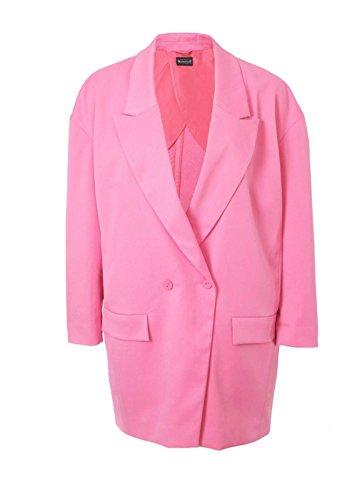 Lässiger Blazer von Laura Scott in Pink Pink