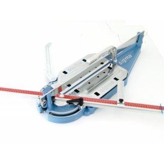 Sigma Fliesenschneider 64-128 cm S3D2K Klick-Klock Fliesenschneidmaschine Profi (64cm S3B2K)