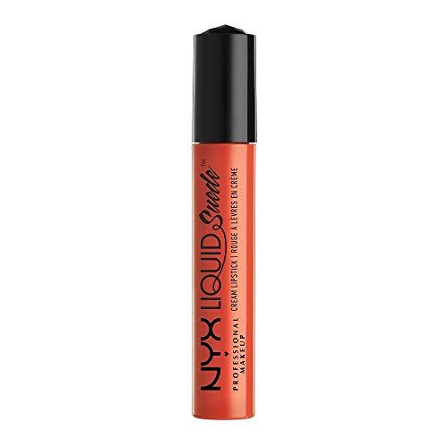 Nyx - Gloss de lèvres Suede Cream Professional Makeup