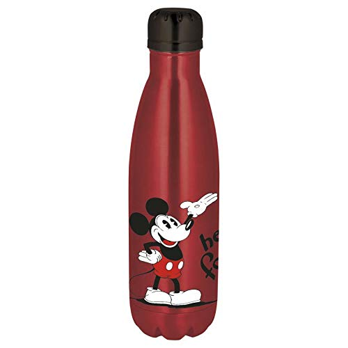 Mickey Mouse – Acero Inoxidable Botella