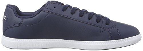 Lacoste Graduate Lcr3 SPM Nvy, Bassi Uomo Multicolore (Nvy/nvy)