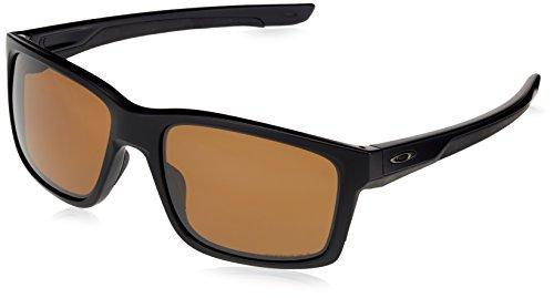 Oakley Herren Mainlink OO9264 Sonnenbrille, Schwarz (Negro Mate), 0