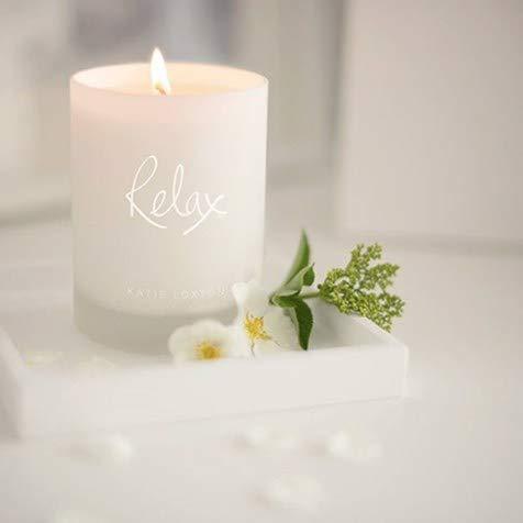 Relax Coton doux & Bougie Parfumée Jasmin