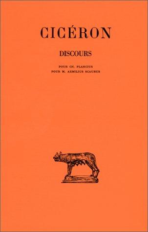 Discours tome XVI Pour