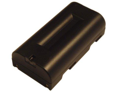 vhbw Li-Ion Akku 1800mAh (7.4V) für Drucker Extech Dual Port, ANDES 3, APEX 2, APEX 3, MP200, MP300, MP350, S1500, S1500T, S2500, S3750 wie 7A1000014.