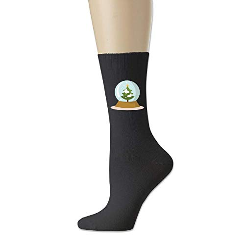 ystal Ball Prenime Crew Cotton Socks Outdoor Novelty Athletic Running Soccer ()