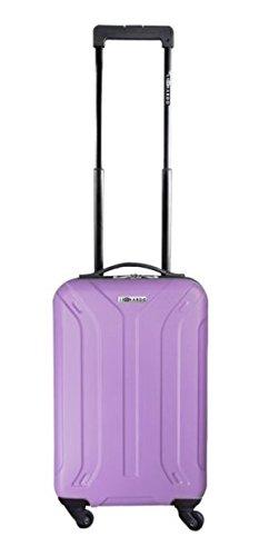 31l ABS Koffer Reisekoffer Handgepäck Trolley Koffer Hartschale Boardcase