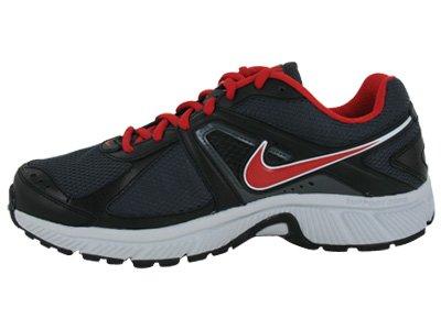 Nike Zoom Ascention (Gs), espadrilles de basket-ball garçon Verde (Volt / Black-White)