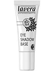 lavera Eyeshadow Base Transparent ∙ Lidschatten Grundierung ∙ schnelltrocknende Textur ∙ Natural & innovative Make up ✔ vegan ✔ Bio Pflanzenwirkstoffe ✔ Naturkosmetik ✔ Augen Kosmetik 1er Pack (1 x 9 ml)