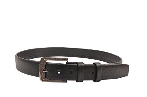 "Mahadev Diesal Men's Belt (Black, 44"")"