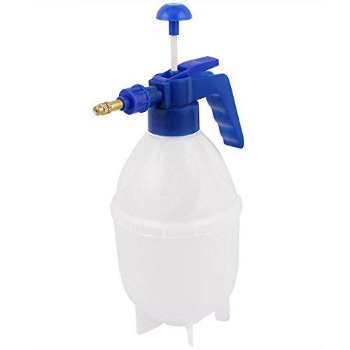 Arrosoir Vaporisateur Pressurized Pulvérisateur 1500ml Bleu Blanc