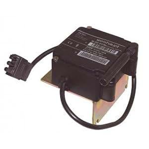 Weishaupt - Transformateur d allumage - W-ZG 01/V capuchon d obturation - : 13010100210
