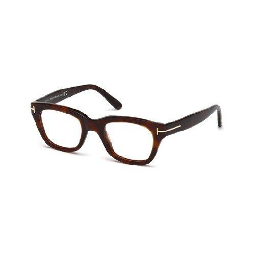 Tom Ford Ft5178 Dark Tortoise Kunststoffgestell Brillen