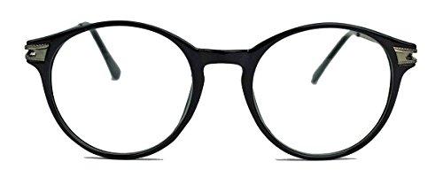 Zeitlose Fashionbrille im 50er 60er Vintage Look Nerdbrille Streberbrille Pantobrille mit...