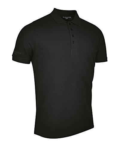Glenmuir Pique polo shirt (FSH211) Black