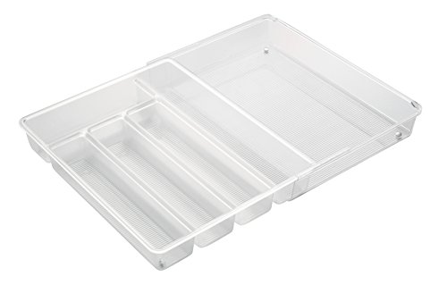 InterDesign Linus Expandable Cutlery Organizer