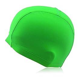 #DoYourSwimming Cuffia da Nuoto »Guppy« / Unisex/Tessuto Elastico, Si Adatta Perfettamente ad Ogni Forma del Capo/Disponibile in Tanti Colori
