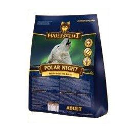 Reihe Feste Unterstützung (WOLFSBLUT Trockenfutter Polar Night Rentier + Kürbis Adult für Hunde 15,0 kg)
