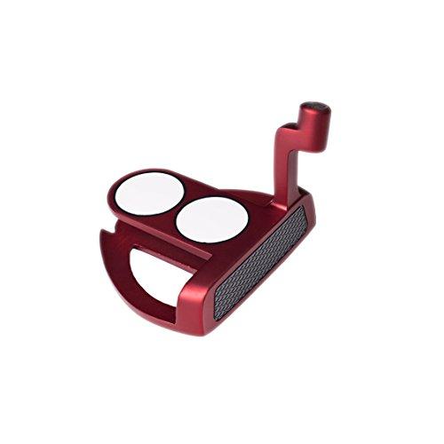 Mazel Head Tête de club de golf de putter de golf pour homme seulement en acier inoxydable, pour...